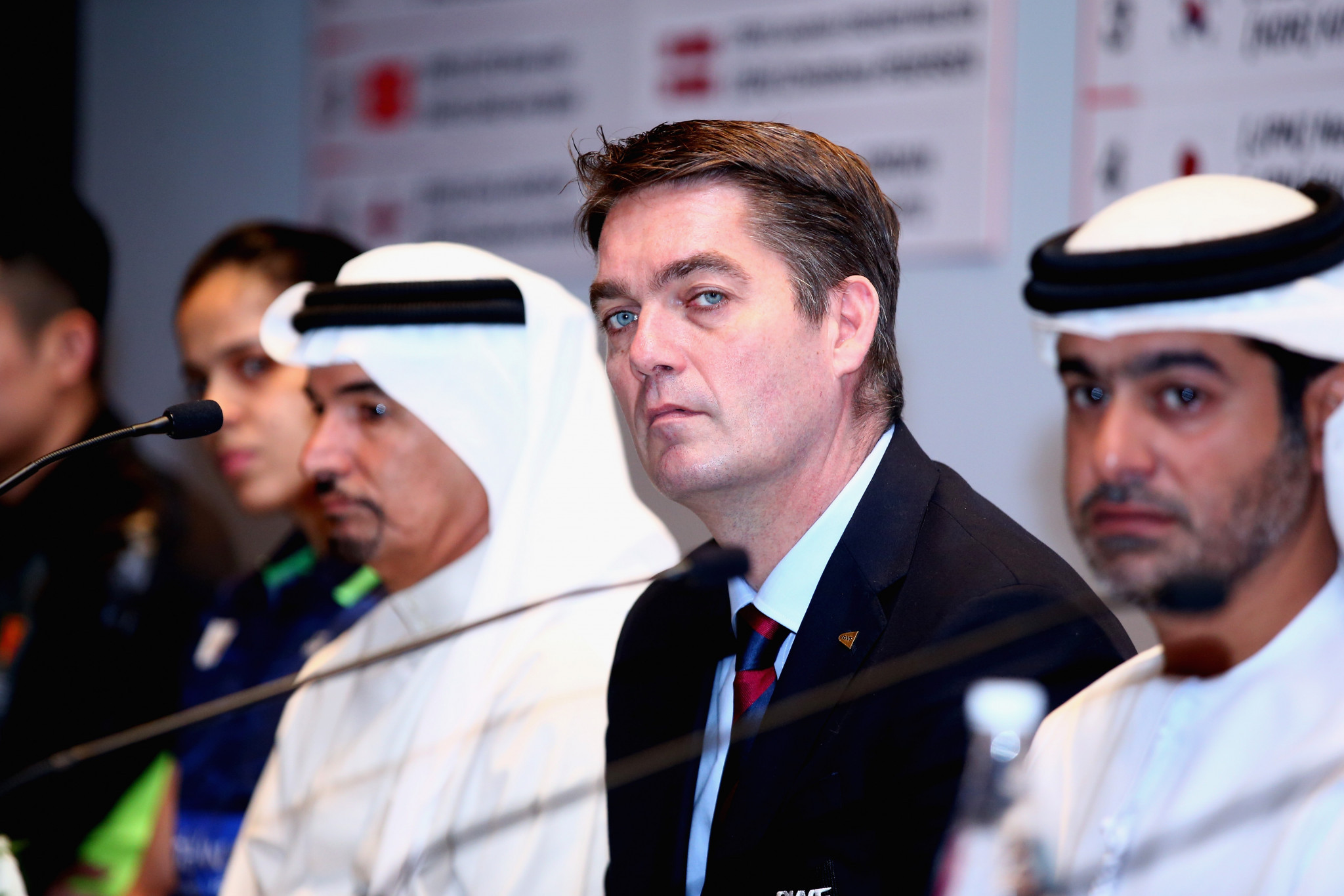 BWF President Poul-Erik Høyer said he had full trust in the officials elected at the BWF Annual General Assembly in Nanning ©Getty Images