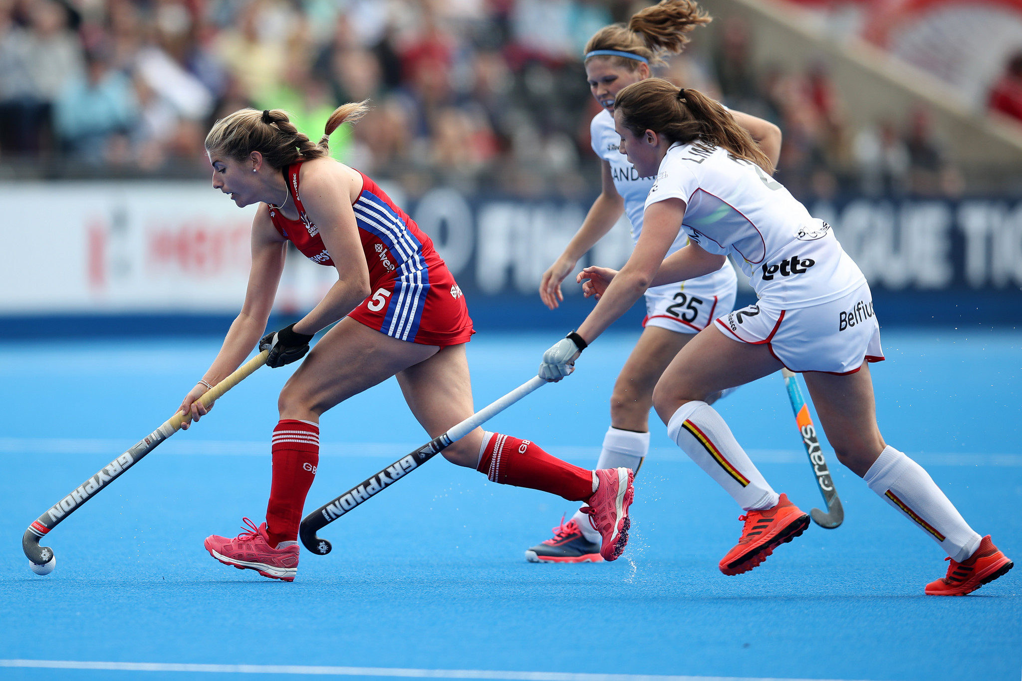 FIH creates Women in Sports Committee