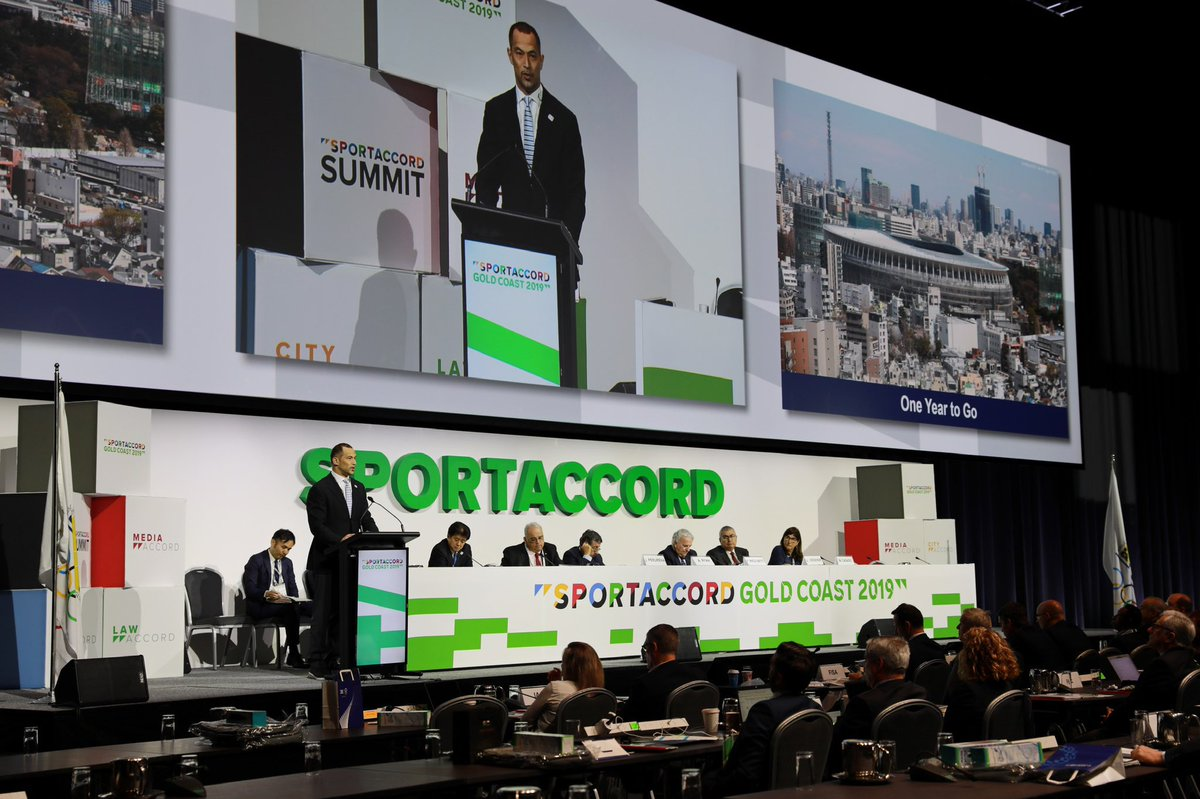 Tokyo 2020 had faced criticism from Federations at SportAccord earlier this month ©ASOIF