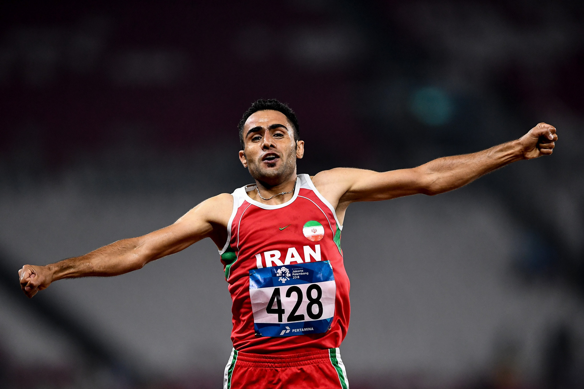 Iranian Asian Games steeplechase champion Keyhani receives provisional suspension for doping violation