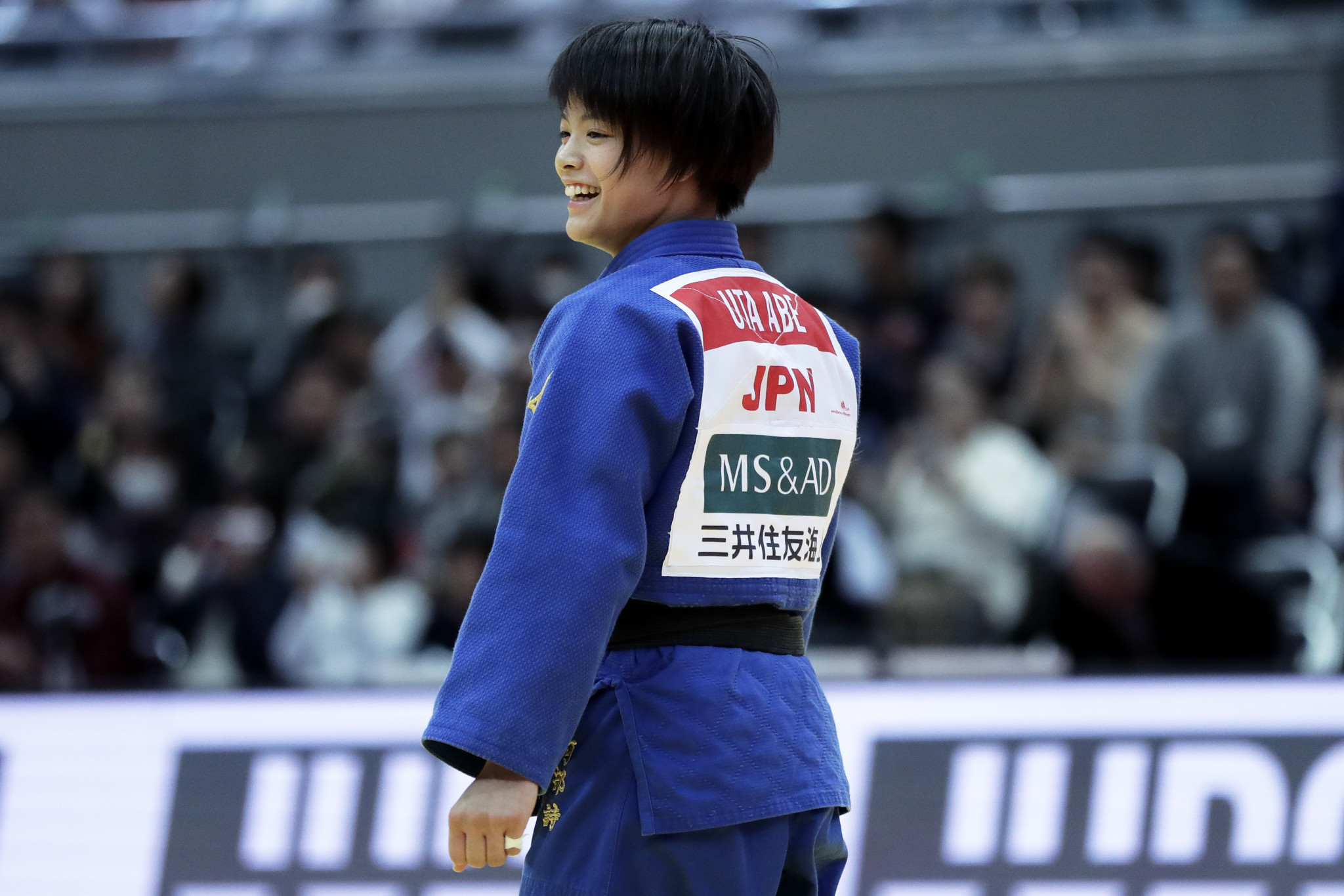 Japan's Abe among three world champions set to compete at IJF Grand Prix in Hohhot
