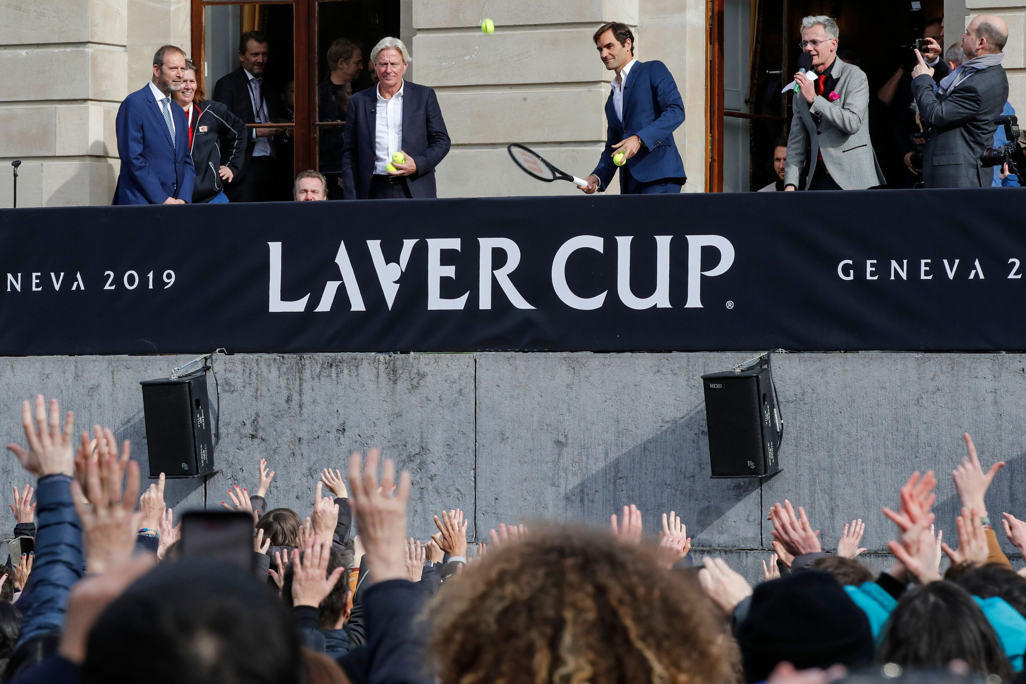 The Laver Cup has become part of the ATP Tour calendar ©Getty Images