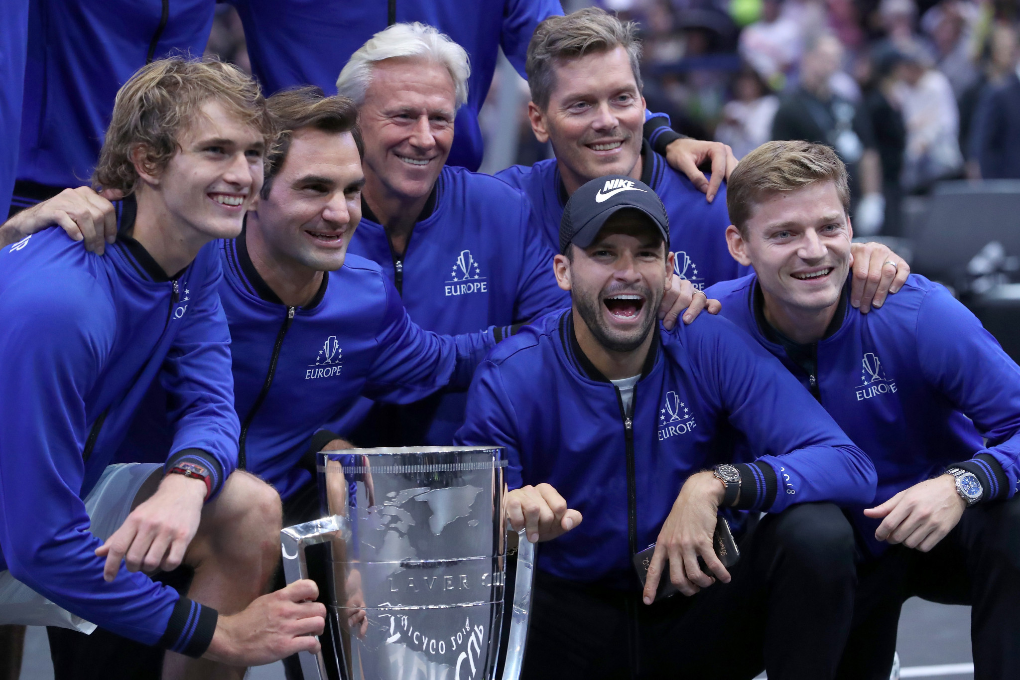 Roger Federer hails 'wonderful' Laver Cup addition to ATP Tour