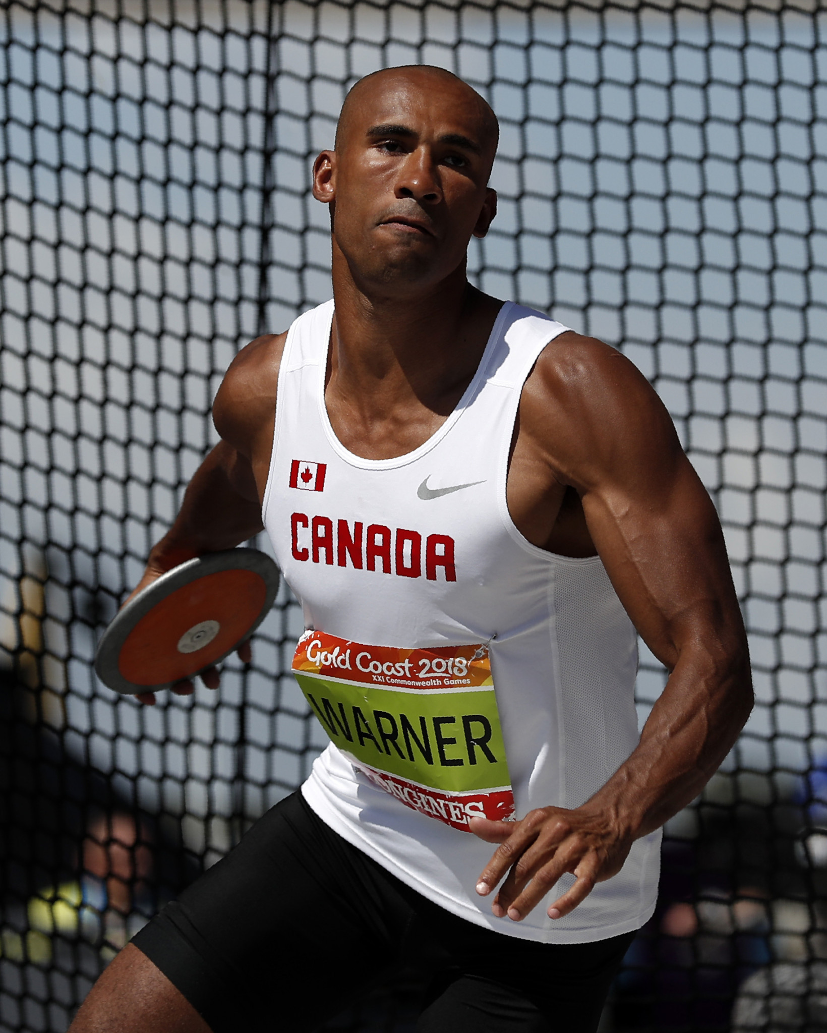 Canada's Damian Warner will seek a record-equalling fifth win at the IAAF Combined Events Challenge meeting in Götzis this weekend ©Getty Images