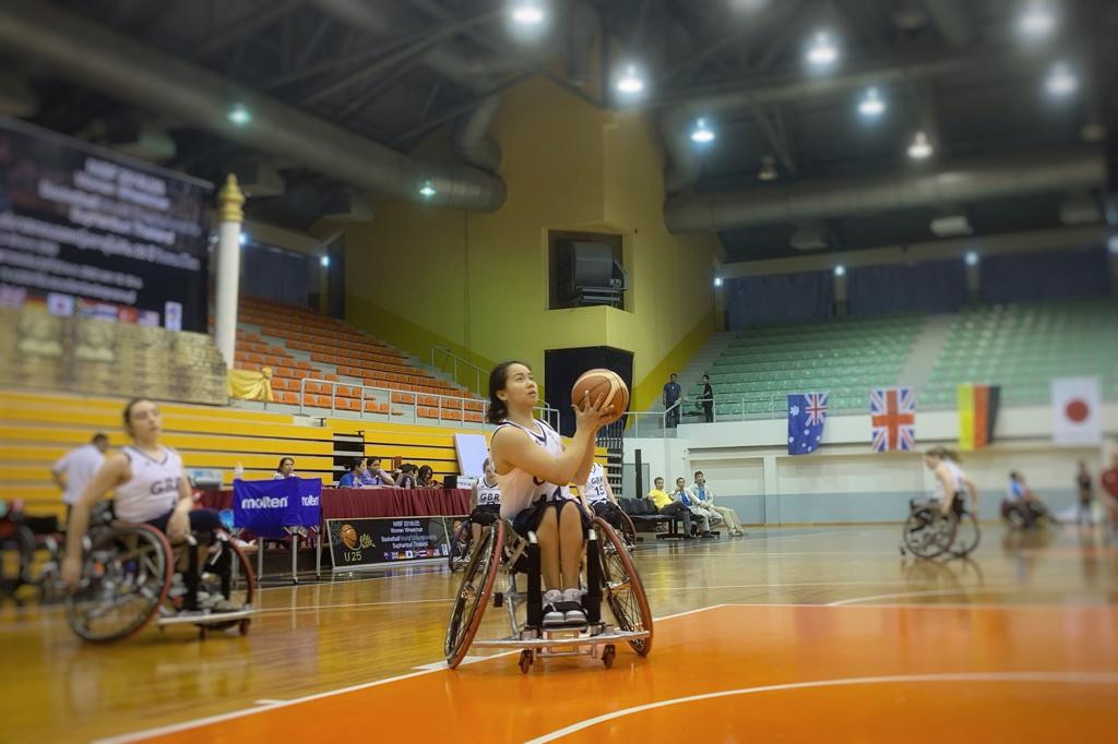 Three countries maintain perfect starts at IWBF Women's Under-25 World Championships
