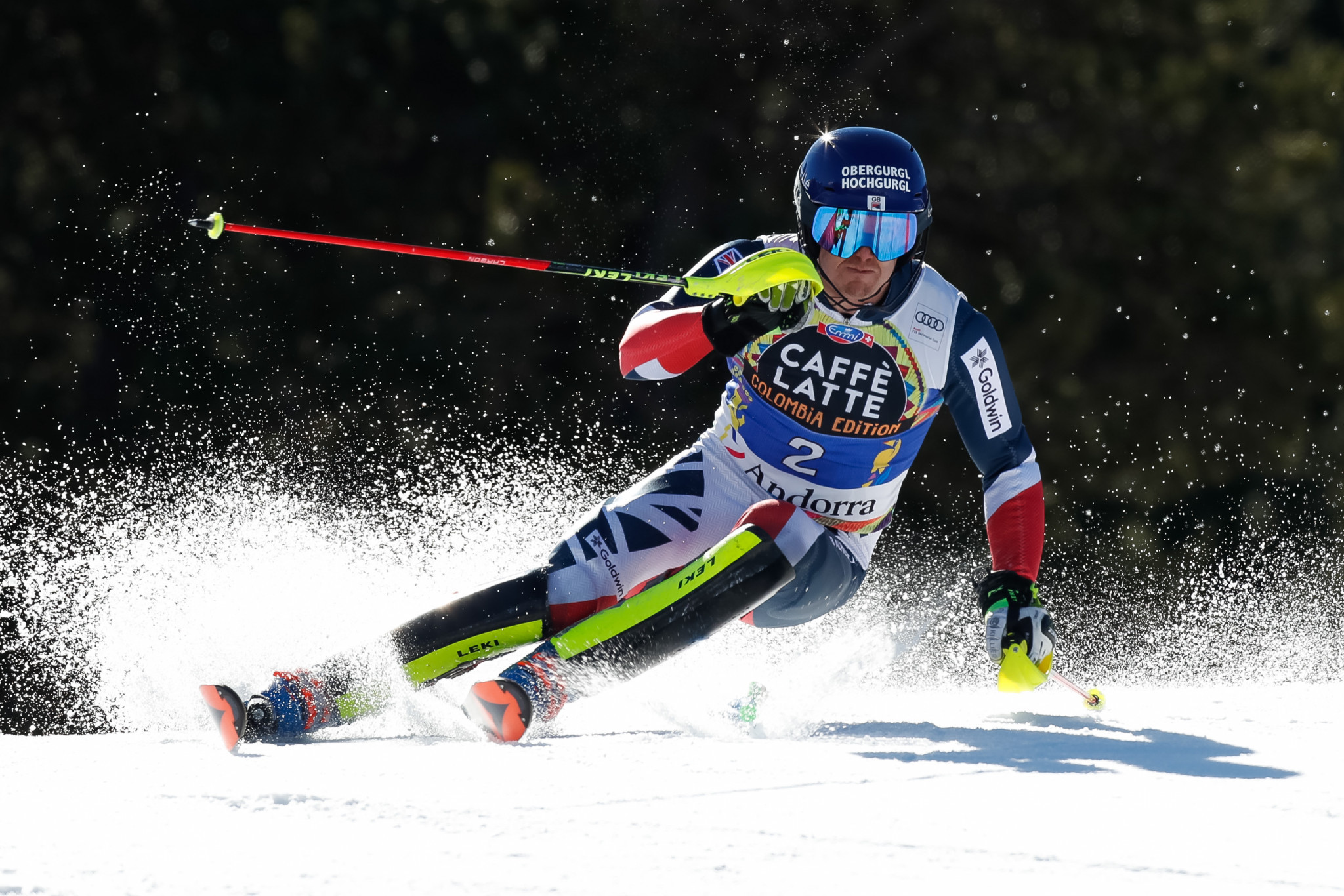 Britain select three athletes for FIS Alpine Ski World Cup squad