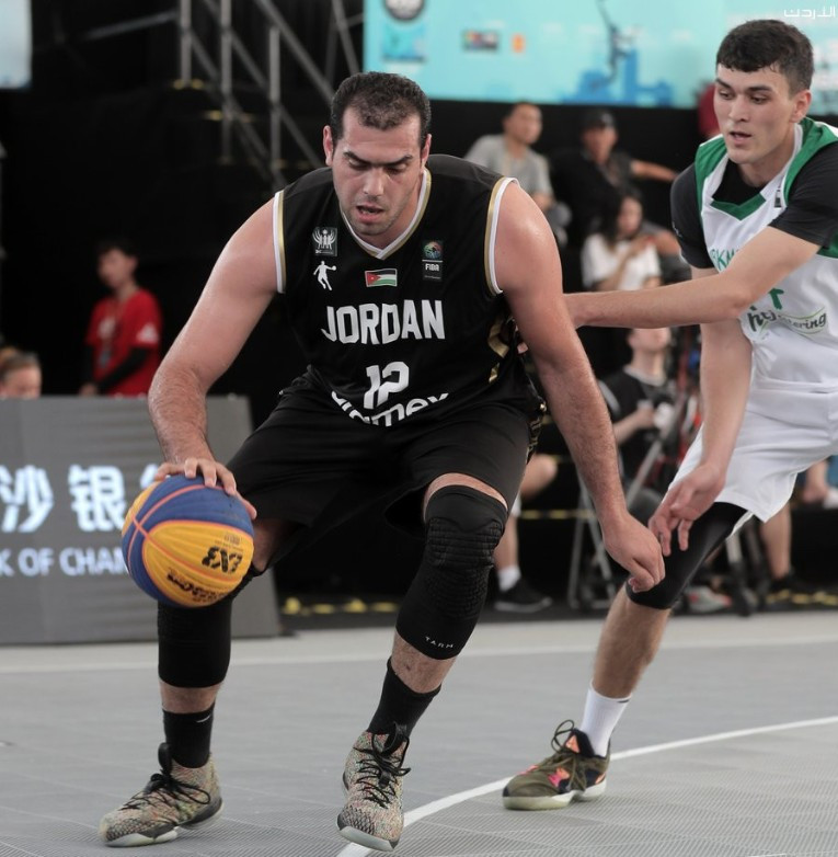 Jordan's men impress but Chinese women crash out on home soil at FIBA 3x3 Asia Cup