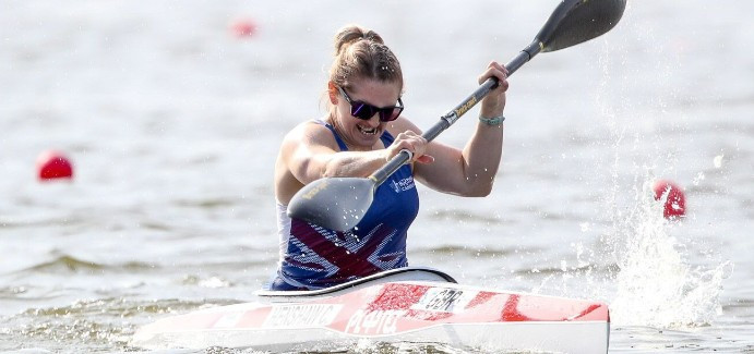 Great Britain's Henshaw continues women's KL2 dominance with win at ICF Paracanoe World Cup in Poznań