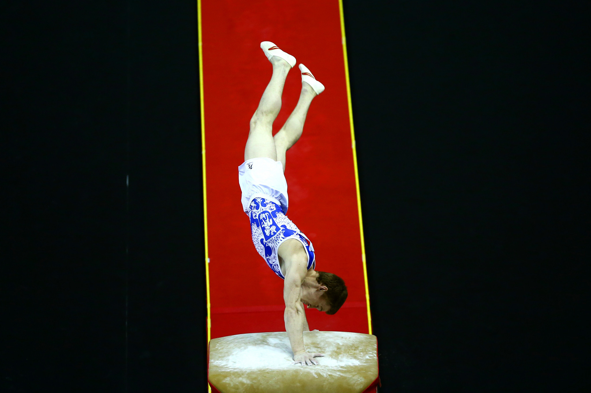 Srbic follows fellow Croatian Seligman into FIG World Challenge Cup finals in Osijek