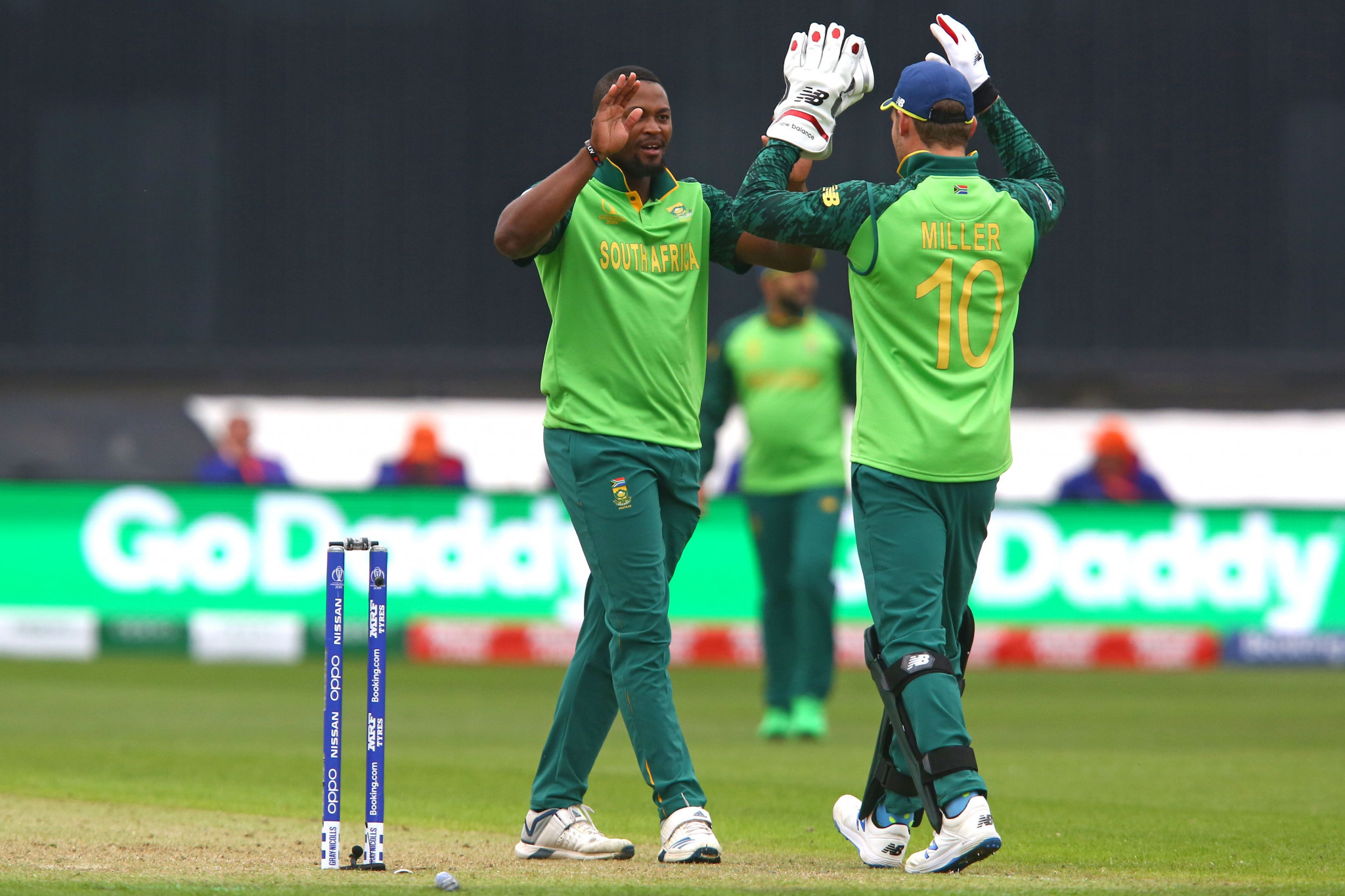 South Africa outplay Sri Lanka in first warm-up game for ICC Cricket World Cup