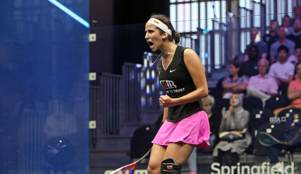 Gohar and Perry put out world's top two players in PSA British Open quarter-finals