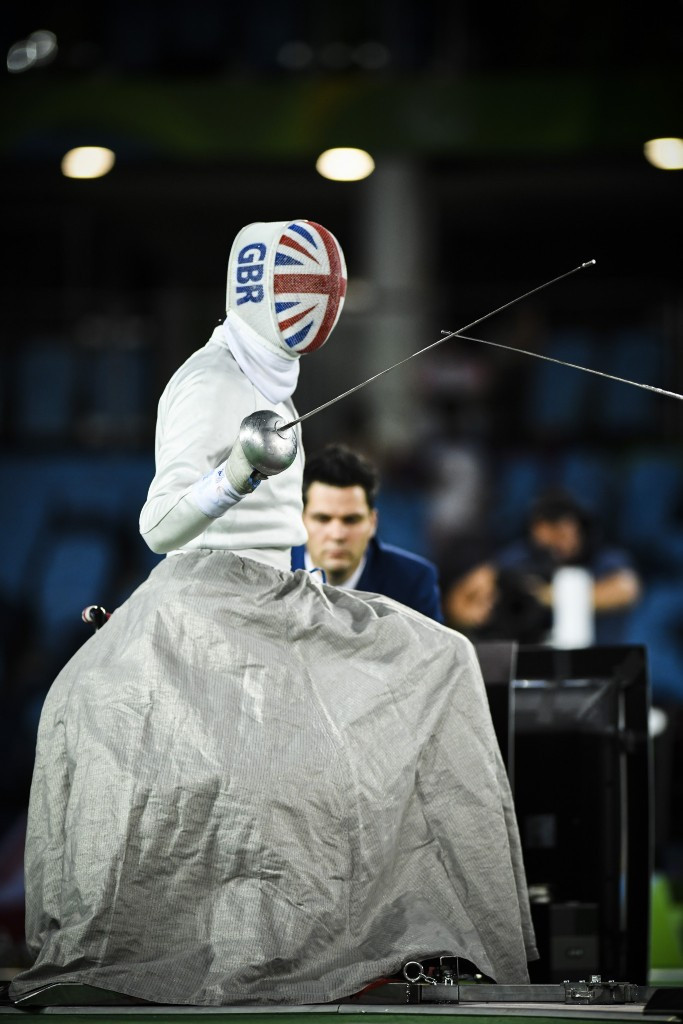 Gilliver returns to top spot as individual action concludes at IWAS Wheelchair Fencing World Cup in São Paulo