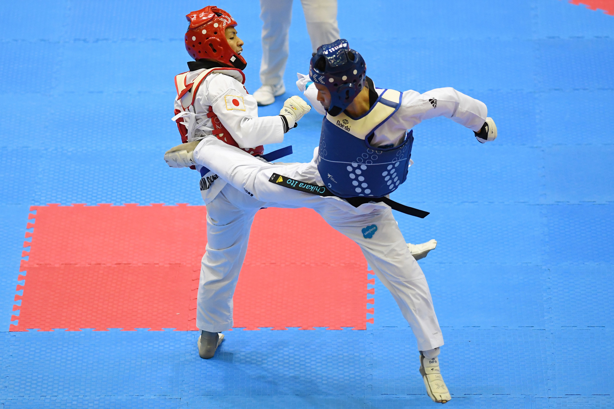 Para taekwondo will debut on the Paralympic stage in Tokyo next year ©Getty Images