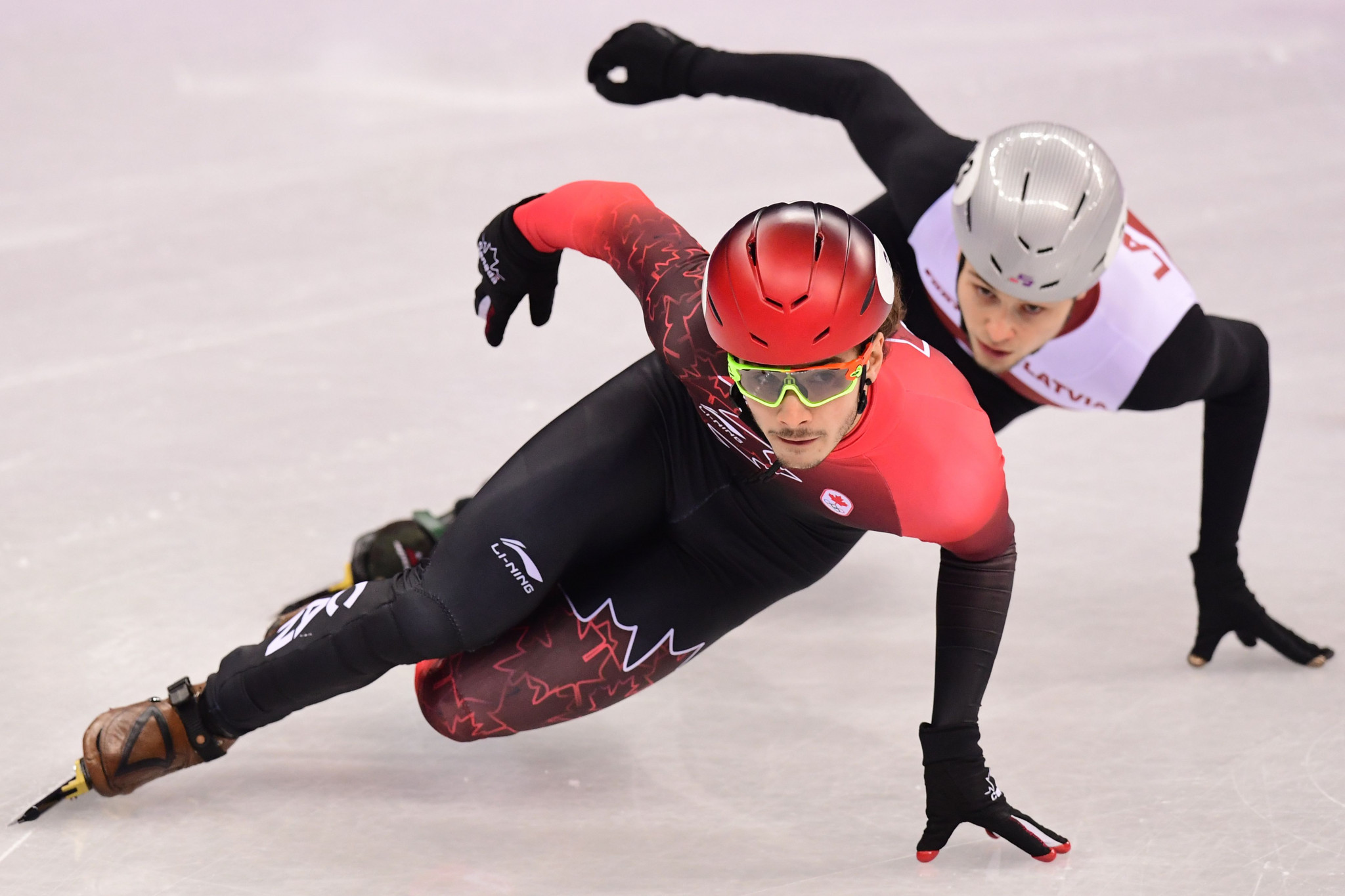 Olympic speed skating champion Girard announces retirement
