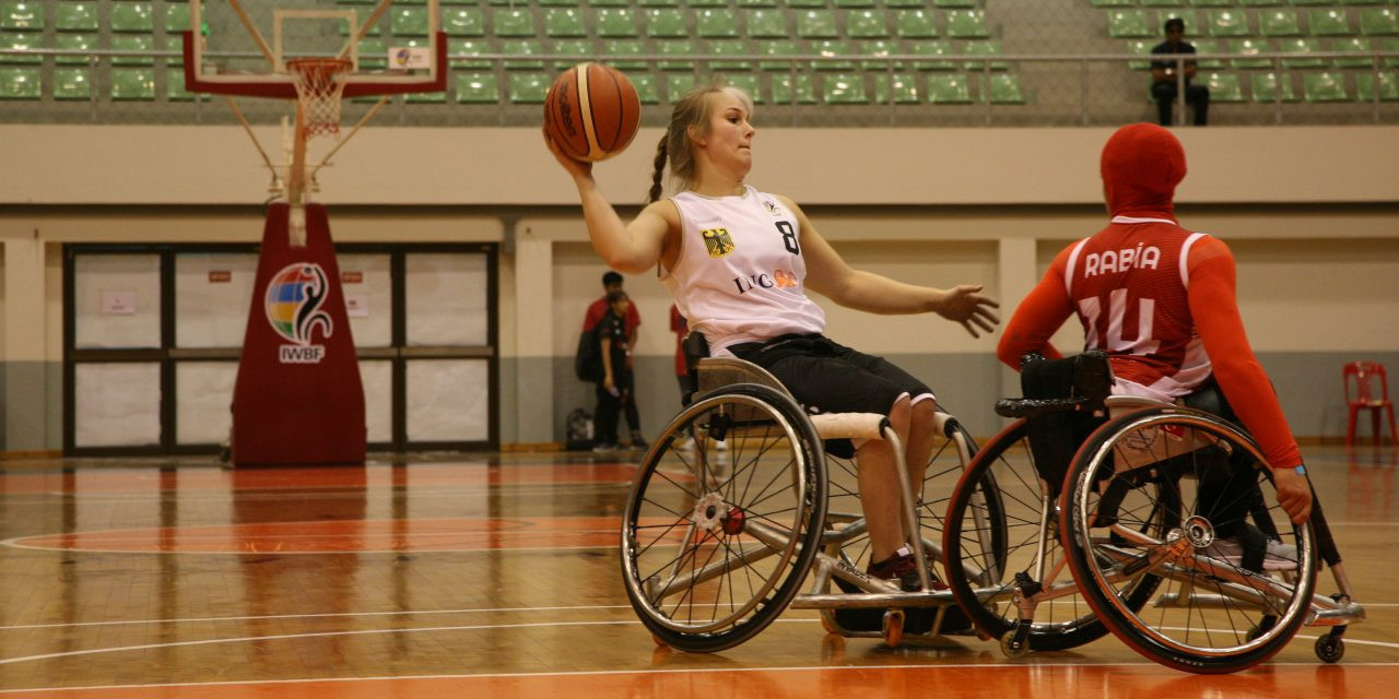 United States top Pool B at IWBF Women's Under-25 World Championships