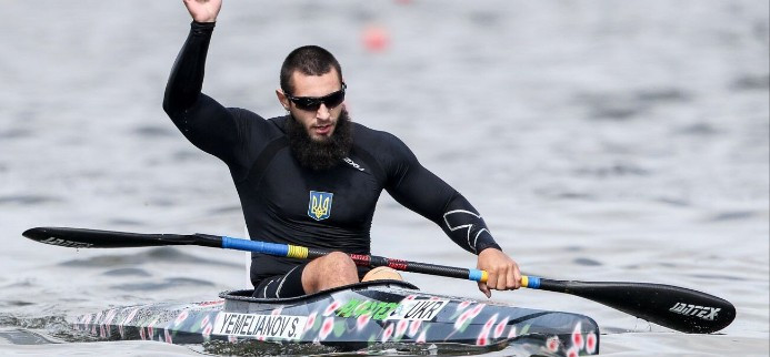 World champions secure gold for Ukraine at ICF Paracanoe World Cup