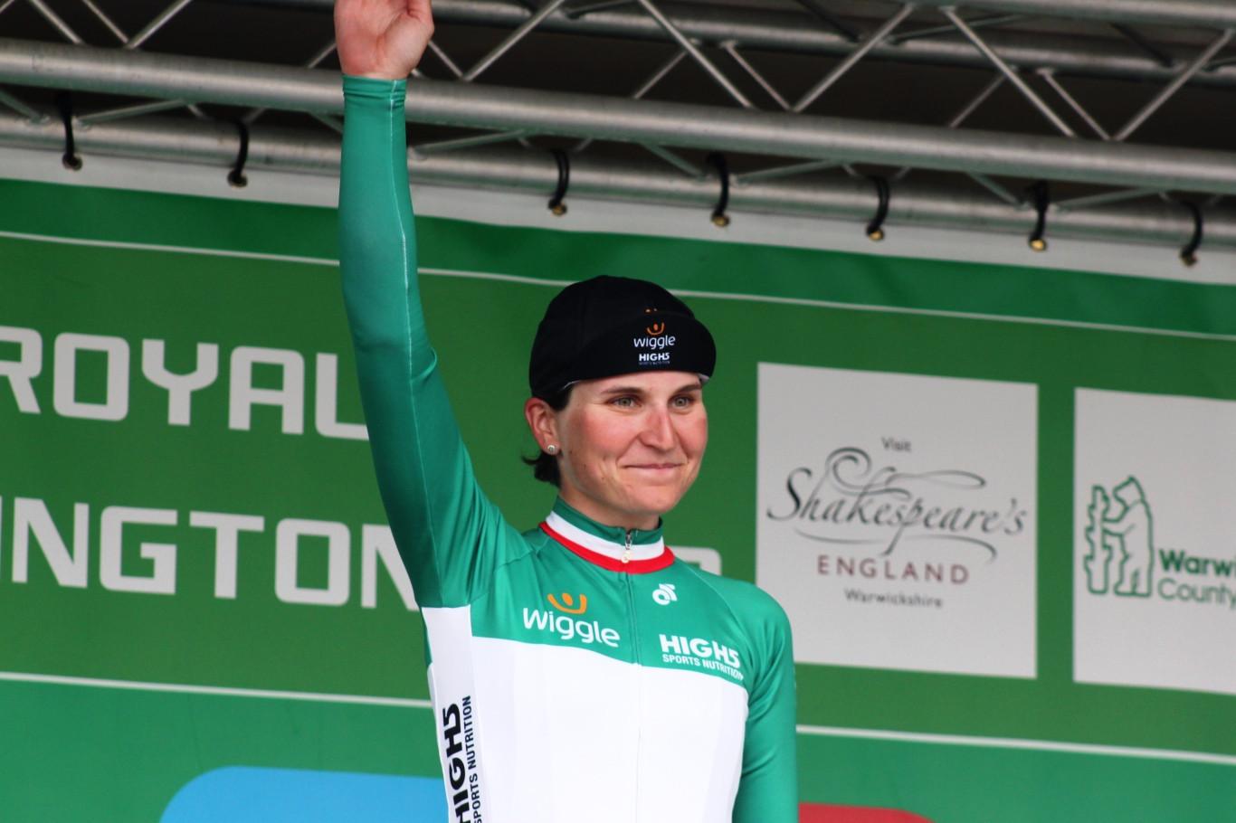 Longo Borghini wins Emakumeen Euskal Bira after final-stage triumph