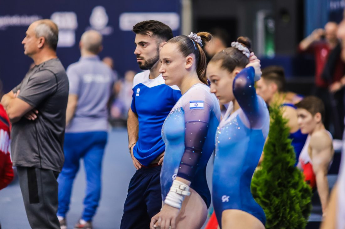 The second day of action at the FG World Challenge Cup in Osijek, Croatia produced some memorable performances ©osijekgym