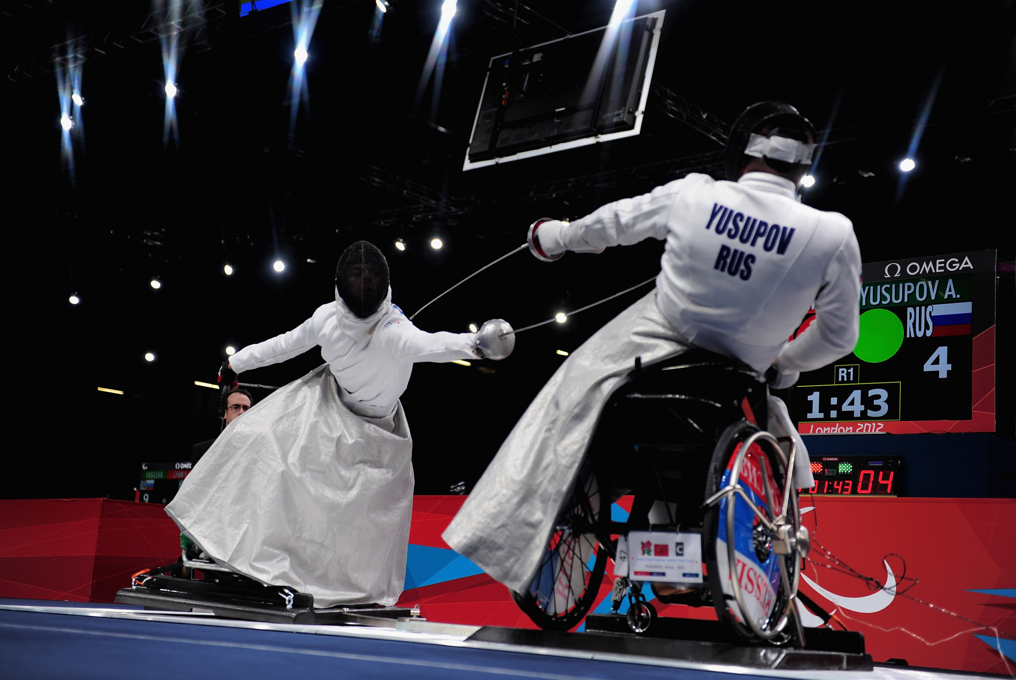 Russia and Italy scoop team titles on final day of IWAS Wheelchair Fencing World Cup in São Paulo