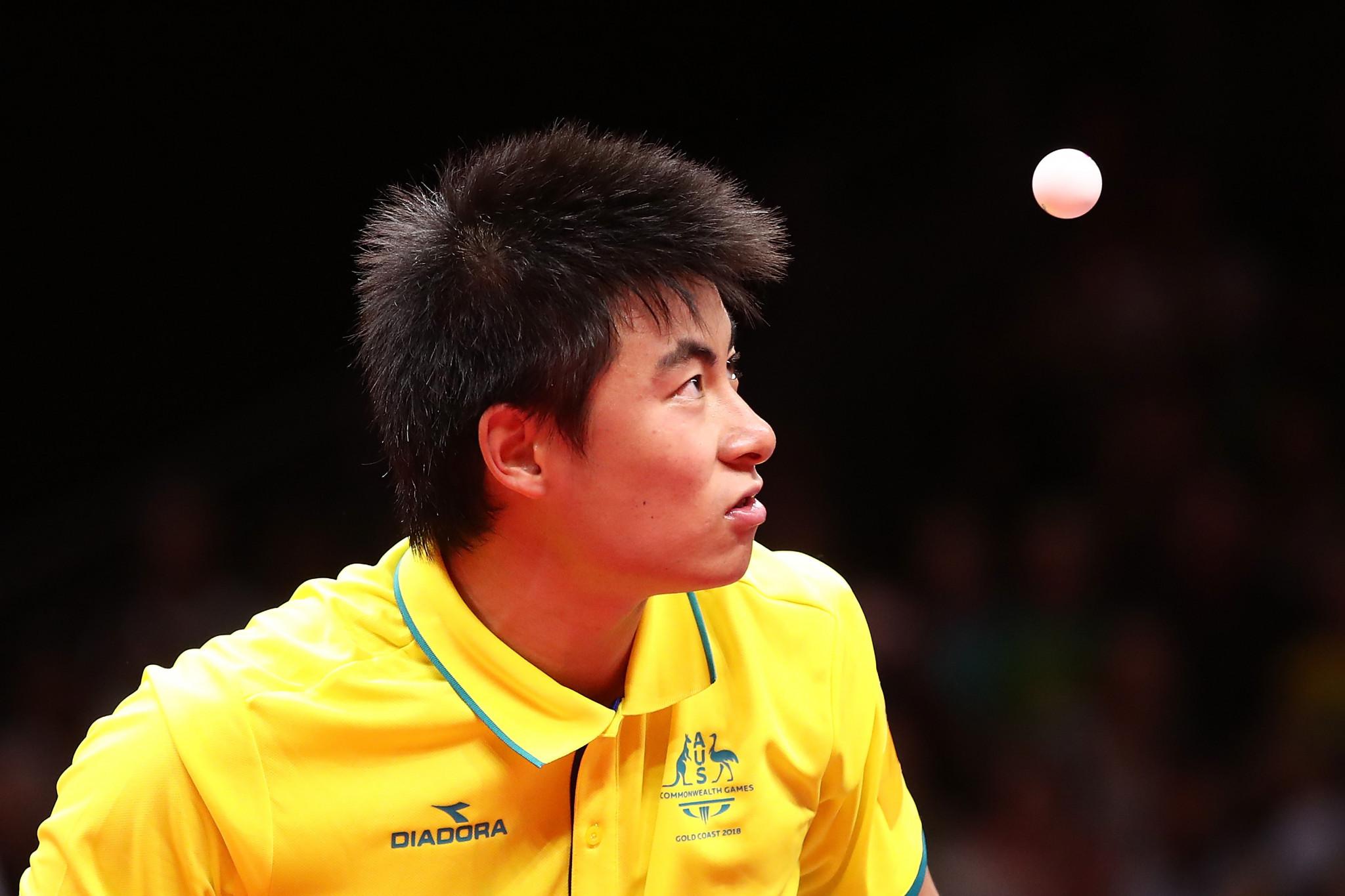 Australian title holders make serene progress at ITTF Oceania Cup