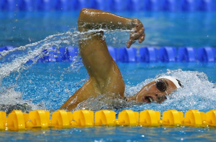 Hungary's Katinka Hosszu topped the podium twice in Qatar's capital