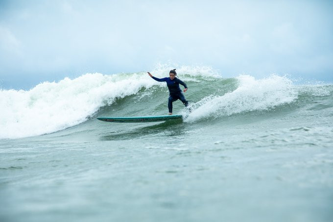 Record field set to compete at ISA World Longboard Surfing Championship in Biarritz