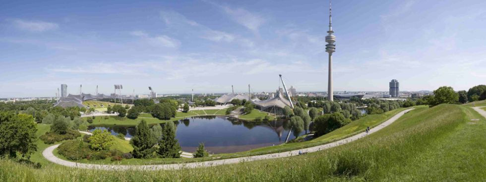 The ISSF Rifle and Pistol World Cup in Munich is taking place at Olympiapark ©Olympiapark Munich