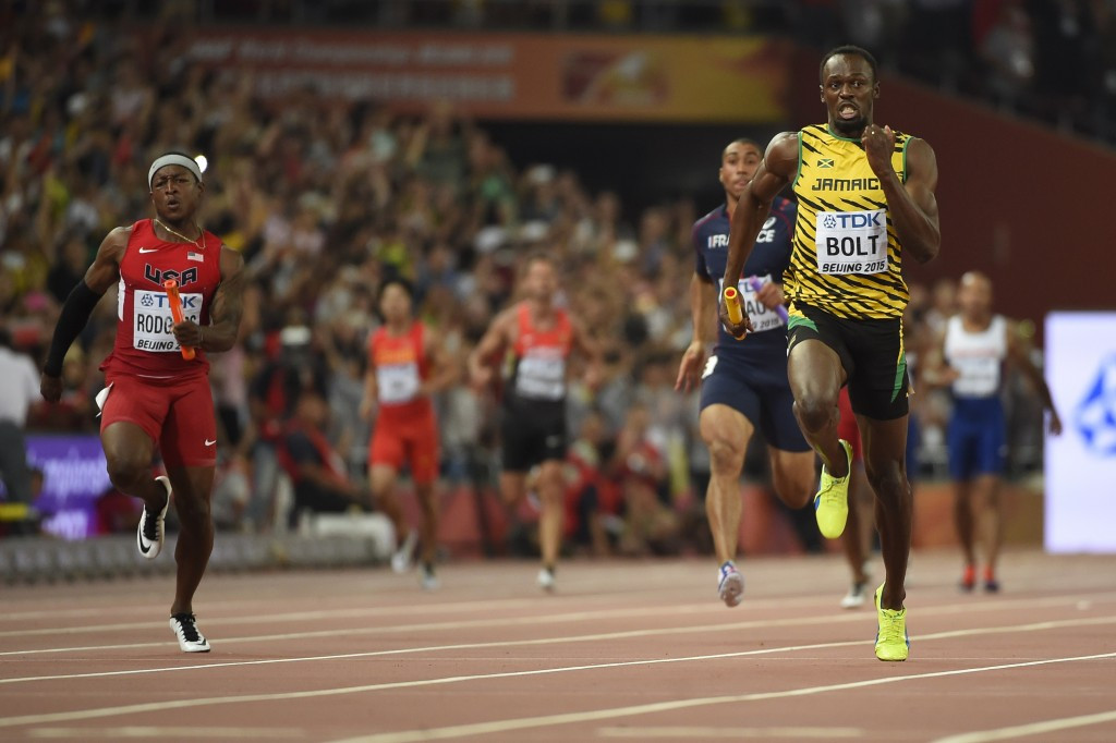 Some of the world's best-known athletes should be showcased on the channel, such as Usain Bolt, as well as those from lesser-known sports ©Getty Images