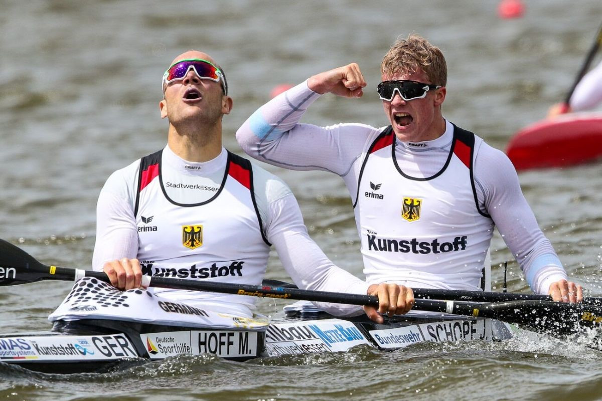 Germany collects three gold medals on final day of ICF Canoe Sprint World Cup