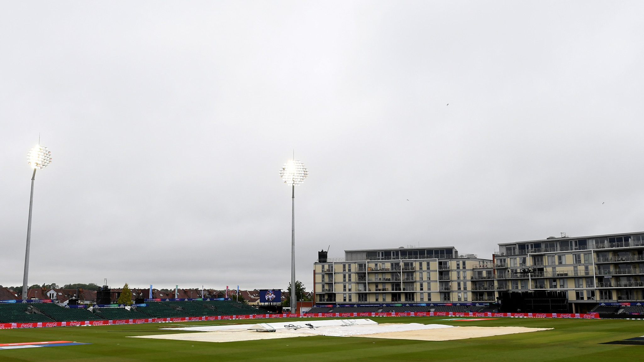 ICC Cricket World Cup warm-up matches called off due to rain