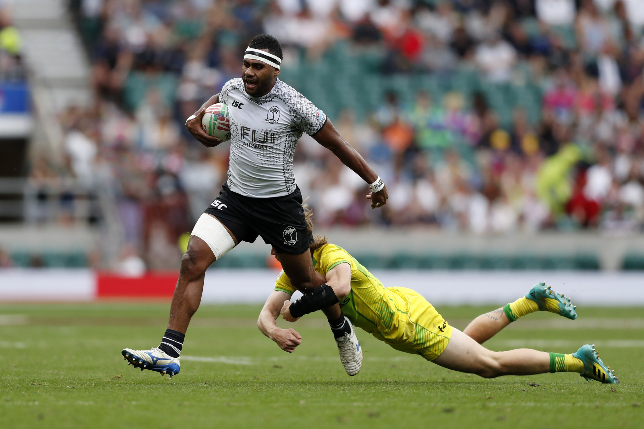 Olympic champions Fiji take overall lead with victory at World Rugby Sevens Series in London