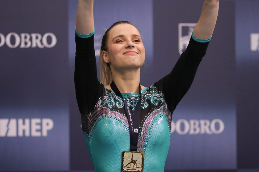 Derek gives Croatian hosts another golden moment as FIG World Challenge Cup concludes in Osijek