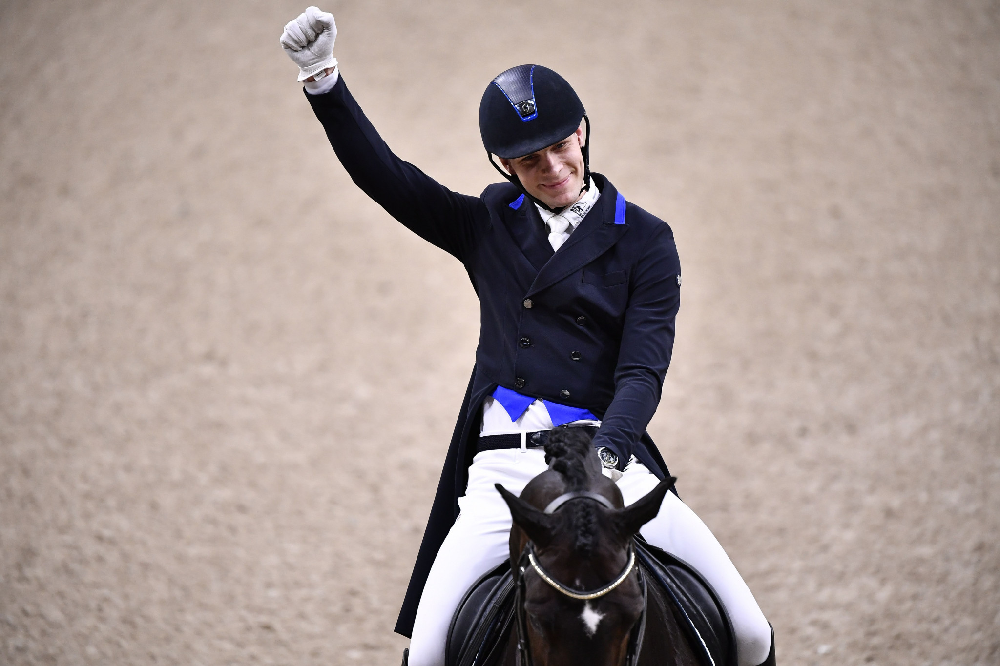 Denmark delight home crowd with FEI Dressage Nations Cup victory