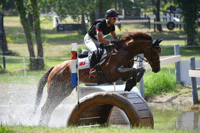 China, Poland and Thailand secure Tokyo 2020 eventing team slots