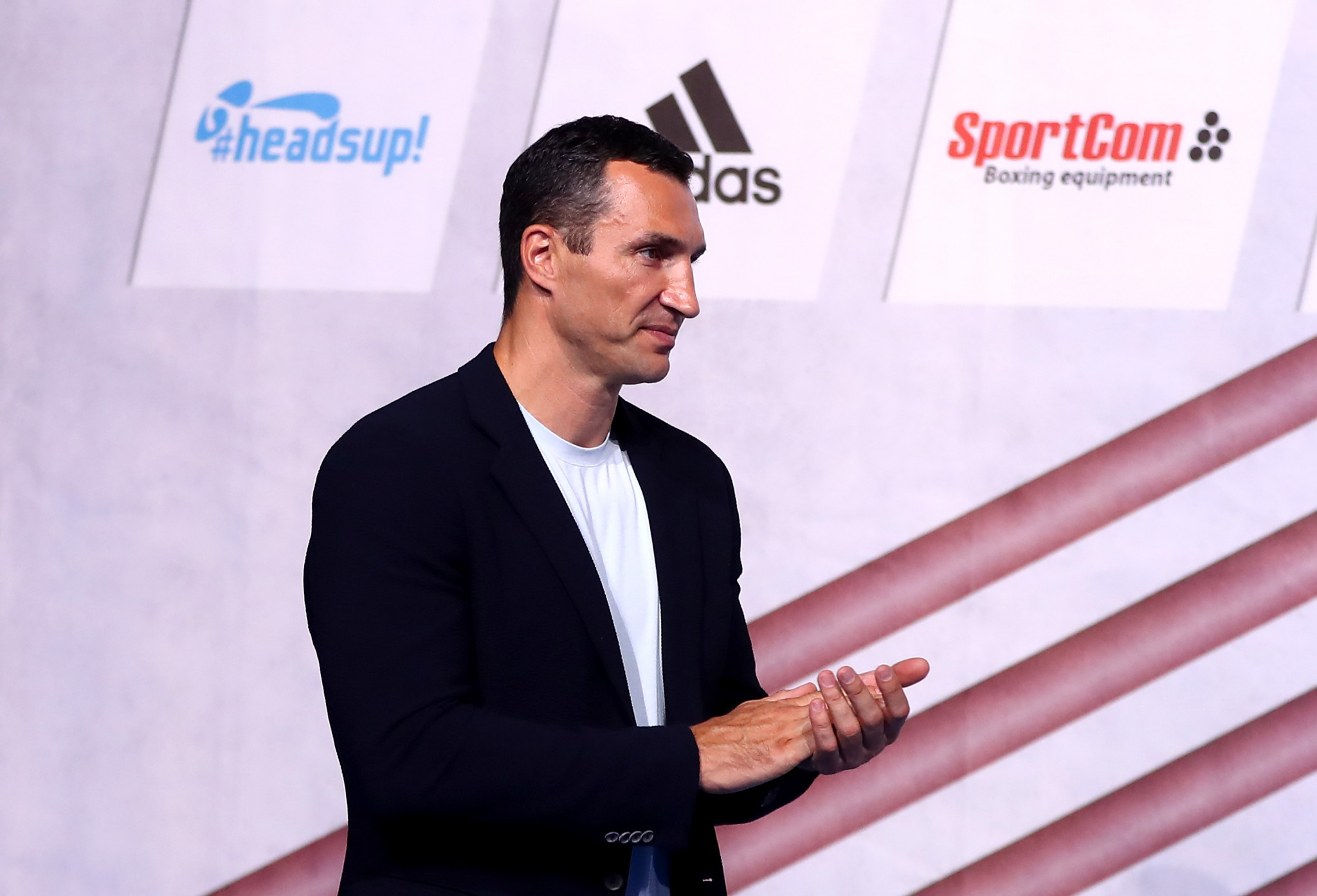 It remains possible that former world heavyweight champion Wladimir Klitschko could be involved in the Olympic boxing event at Tokyo 2020 ©Getty Images