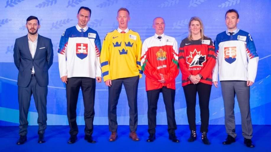 Two Slovakians among eight new members inducted into IIHF Hall of Fame