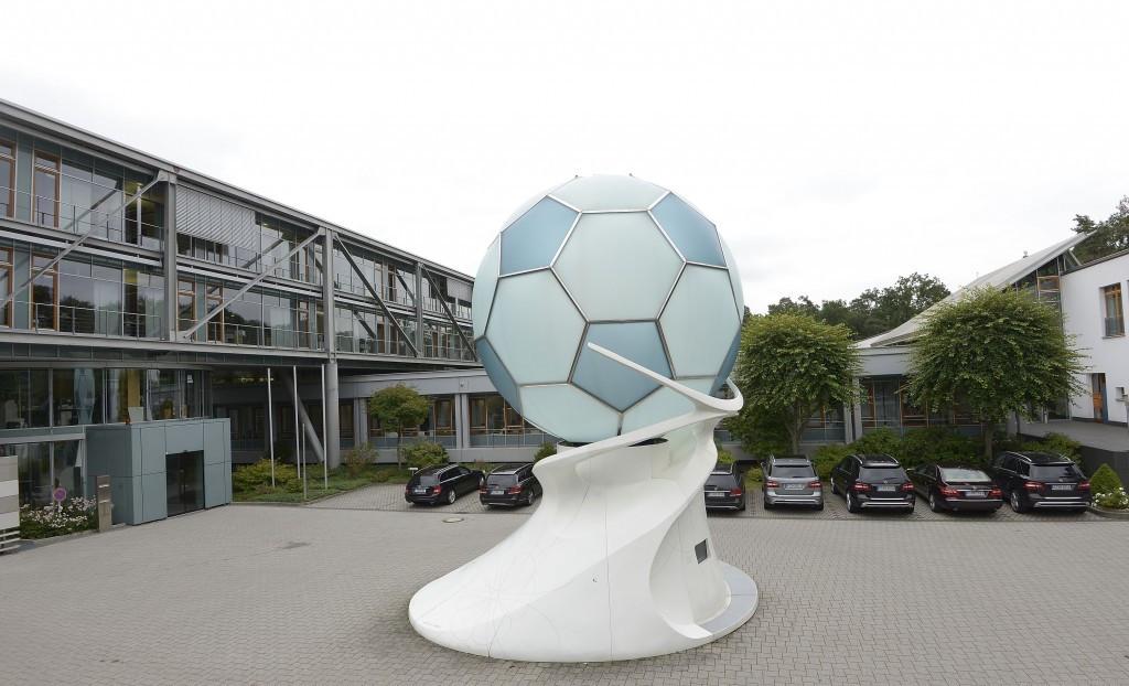 German Football Association headquarters raided amid tax evasion allegations