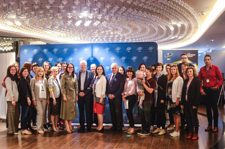 IBU President promises to improve gender balance after seminar in Warsaw