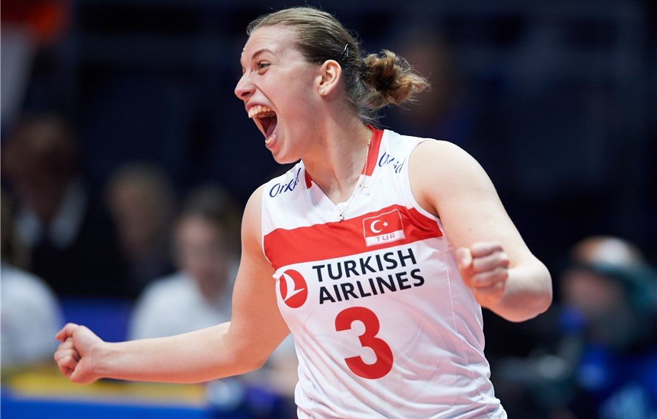 Turkey hoping to continue perfect start to FIVB Women's Nations League