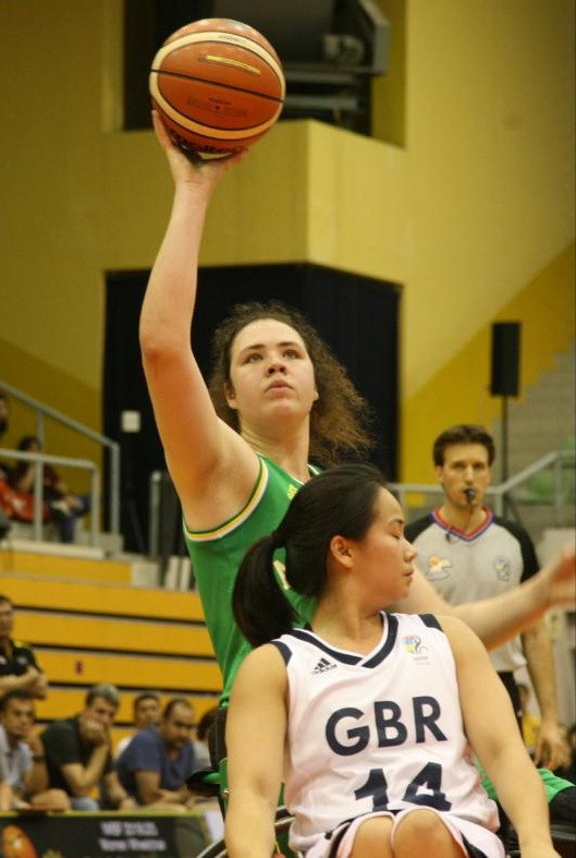 Australia to meet US in final after ousting holders Britain at IWBF Women's Under-25 World Championships