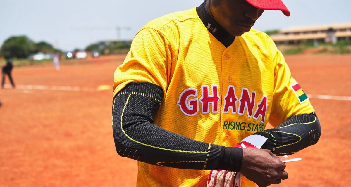 Ghana baseball head coach quits role due to personal reasons