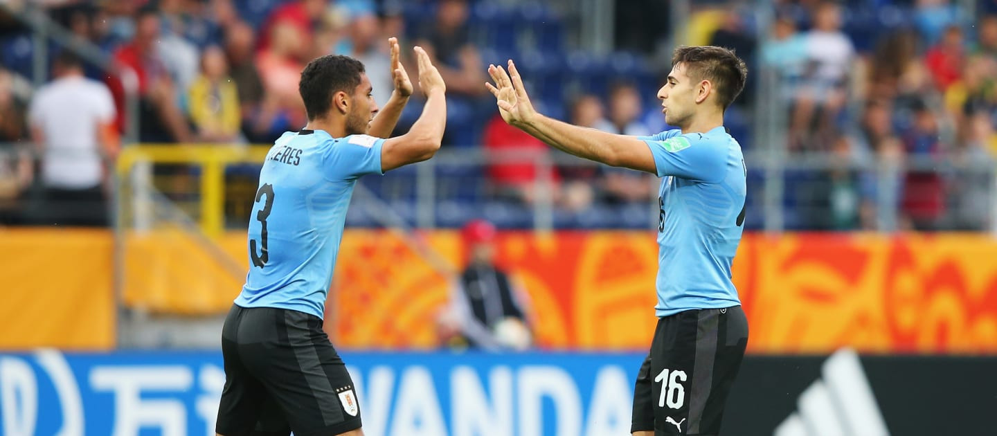 New Zealand, Ukraine and Uruguay qualify for last 16 at FIFA Under-20 World Cup