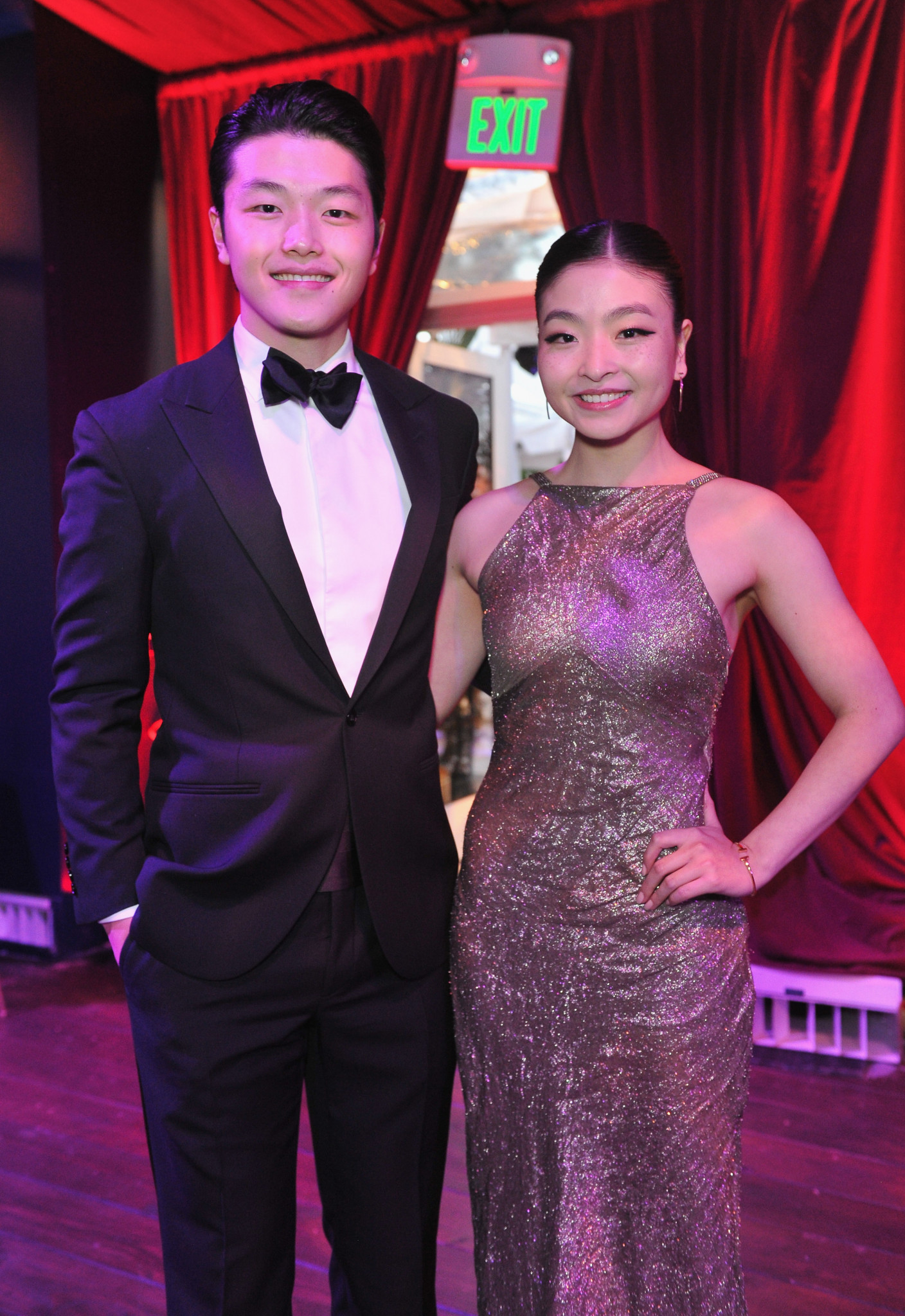 Siblings Alex and Maia Shibutani will miss the 2019-2020 competition circuit to focus on other projects © Getty Images