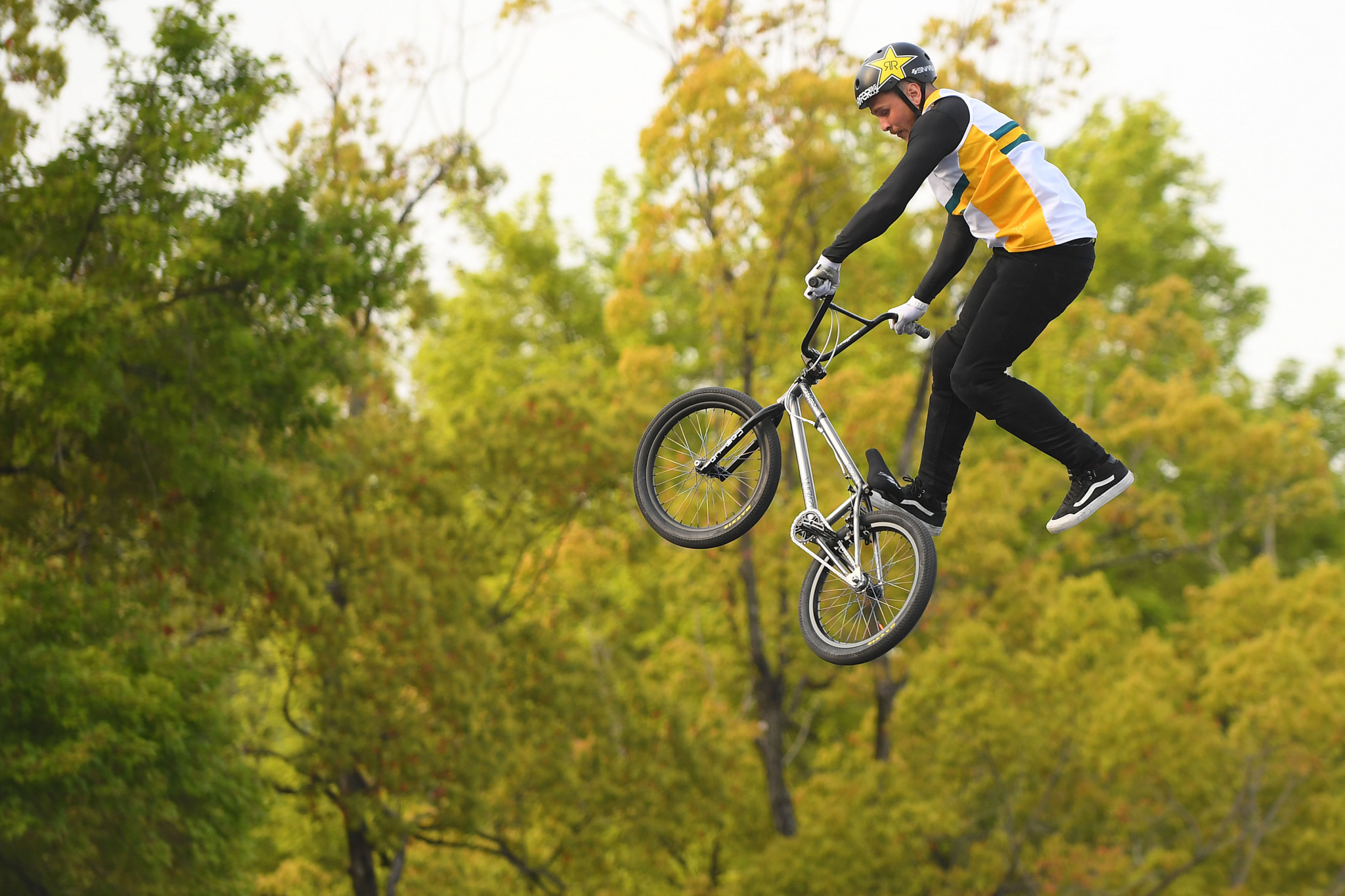Riders arrive in Montpellier for BMX Freestyle World Cup with one eye on Tokyo – and Paris