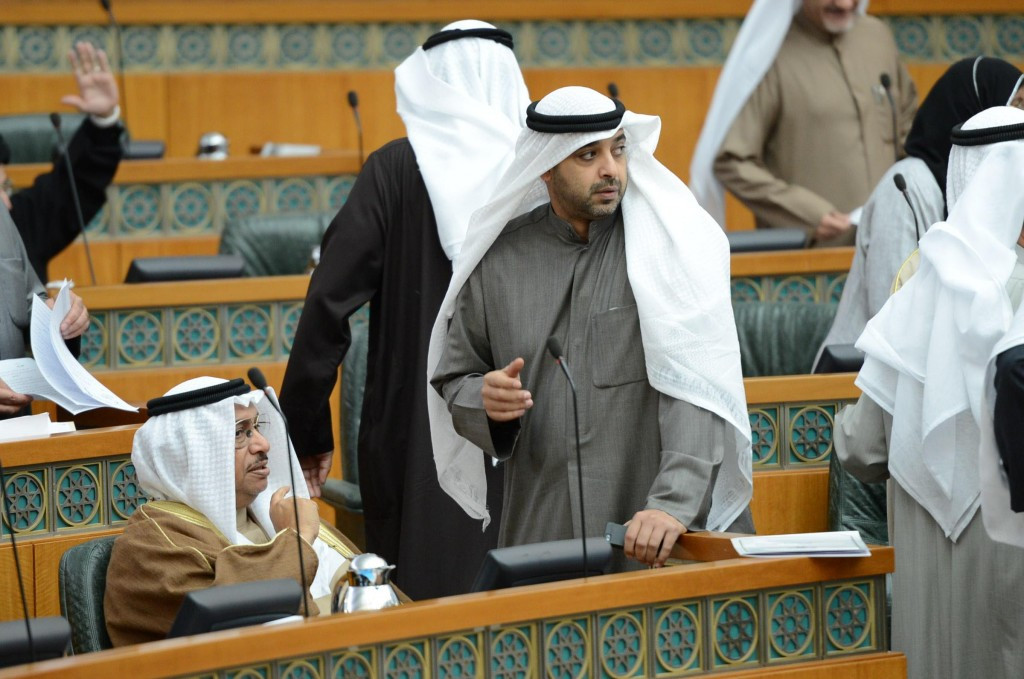 Minster of State for Cabinet Affairs Sheikh Mohammad Abdullah Al-Mubarak Al-Sabah confirmed Kuwait's Government has decided to terminate its agreement with the Olympic Council of Asia ©Getty Images
