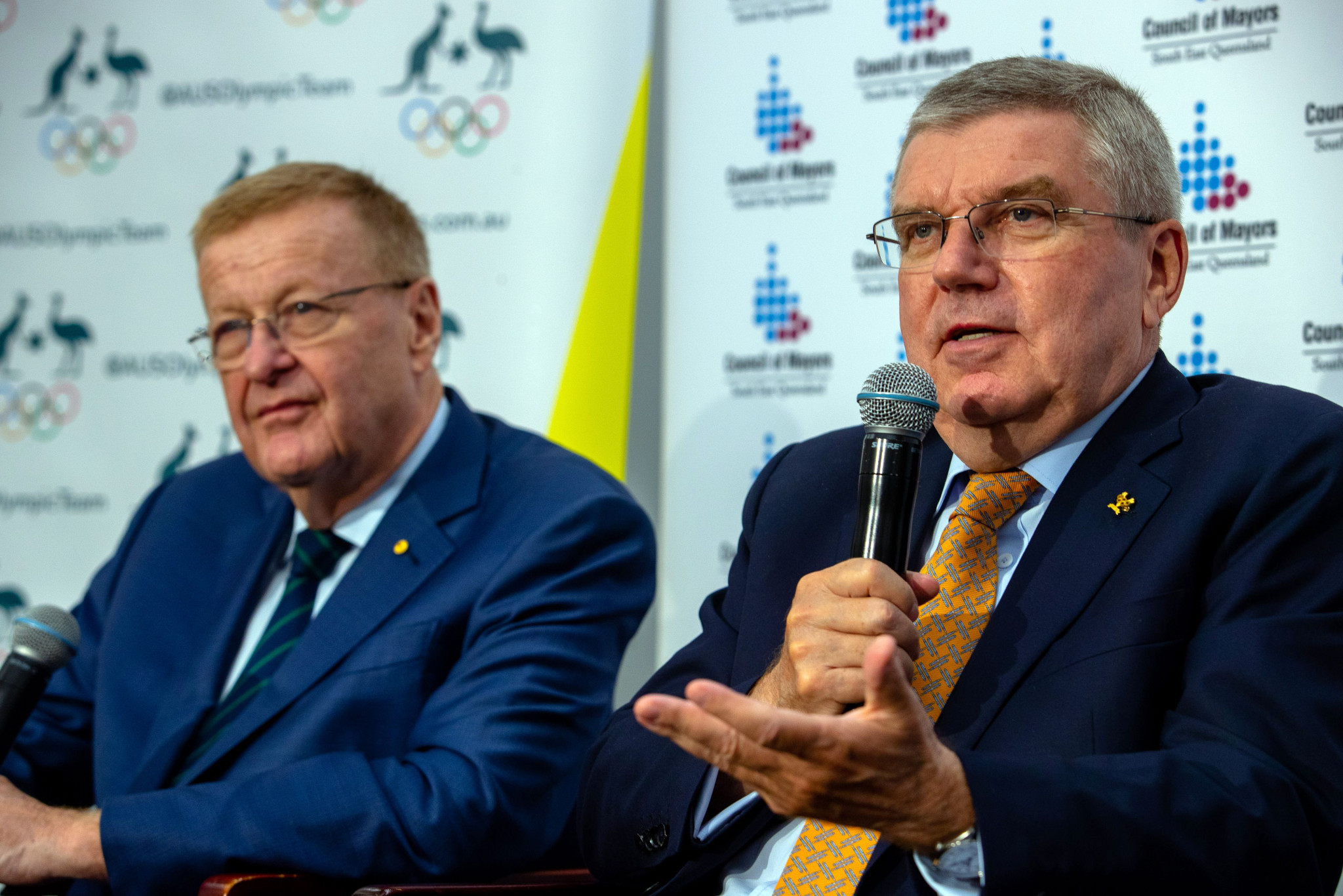 Coates re-elected President of International Council of Arbitration for Sport