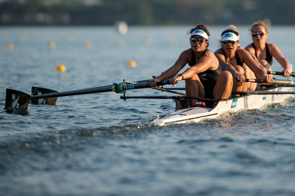 FISA is pleased with health survey results from this year's World Rowing Junior Championships in Rio de Janeiro ©Getty Images