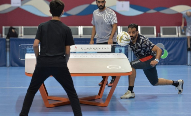 The tournament was held at the home of Bahrain's table tennis association ©BOC
