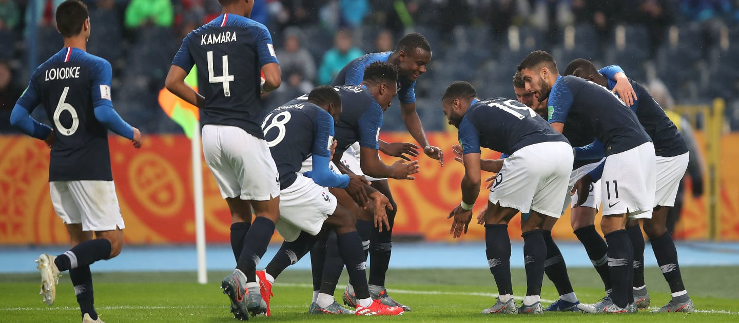 Argentina and France through to last 16 at FIFA Under-20 World Cup