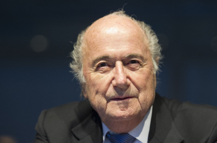 Sepp Blatter is vying for a fifth term as FIFA President